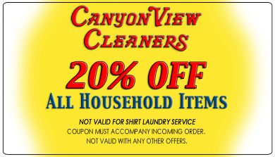 20% Discount Household Items